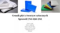 Cennik płyt z tworzyw sztucznych - hurt i detal - Raberlast.pl